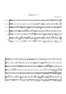 Fantasia No.16, for Five Viols and Organ: Fantasia No.16, for Five Viols and Organ by John Jenkins