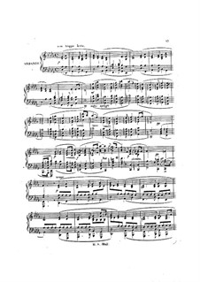 Sonata for Piano in F Minor, Op.8: movimento II by Camille-Marie Stamaty