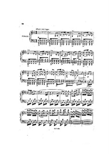 Grand Sonata for Piano in C Minor, Op.20: Movimento IV by Camille-Marie Stamaty