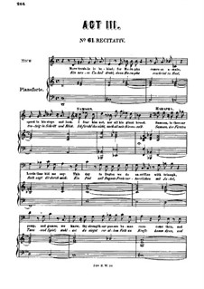 Samson, HWV 57: Ato III by Georg Friedrich Händel