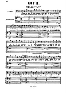 Samson, HWV 57: Ato II by Georg Friedrich Händel