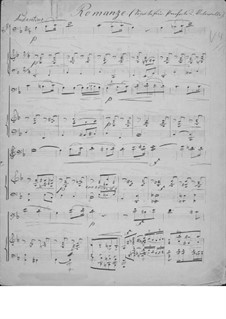 Two Pieces for Cello and Piano: Two Pieces for Cello and Piano by Paul Umlauft