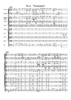 Te Deum, H.146: No.6 Tu devicto mortis aculeo by Marc-Antoine Charpentier