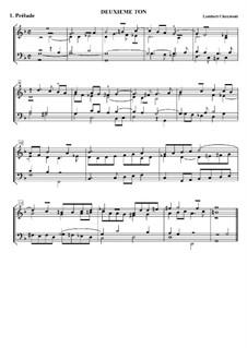 Suite deuxième ton: Suite deuxième ton by Lambert Chaumont