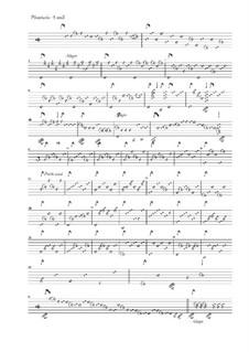 Fifteen Pieces for Lute: Fifteen Pieces for Lute by David Kellner