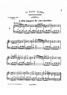 Gyermek lant: No.1-6 by István Bartalus