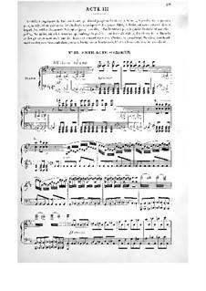 Les Huguenots: Acts III-V by Giacomo Meyerbeer