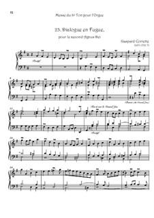 Mass: No.23-24 by Gaspard Corrette