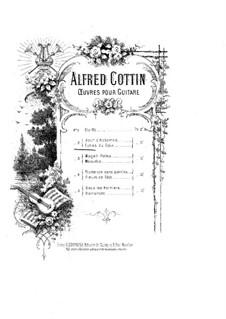 Pieces for Guitar: peças para Guitarra by Alfred Cottin