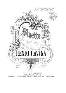 Bluette, Op.56: Bluette by Jean-Henri Ravina