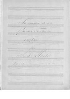 Harmonie du Soir : Harmonie du Soir by Johann Kaspar Mertz