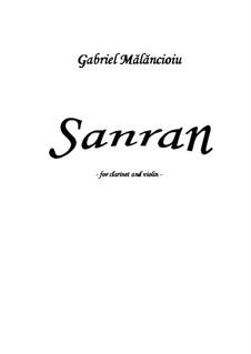 Sanran: Sanran by Gabriel Mãlãncioiu