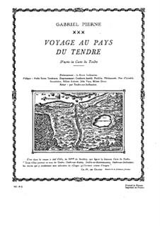Voyage au pays du Tendre: Voyage au pays du Tendre by Gabriel Pierné