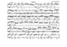 Scherzo in A Major: Para Piano by Johann Nepomuk Hummel