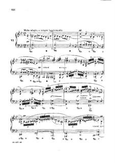 Kreisleriana, Op.16: Movimento VI by Robert Schumann