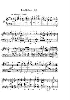 No.20-22: No.20-22 by Robert Schumann
