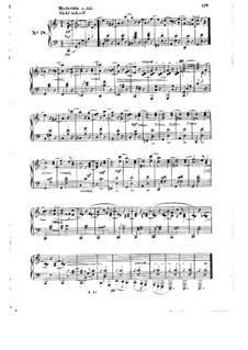 Dances of the League of David, Op.6: No.18 by Robert Schumann