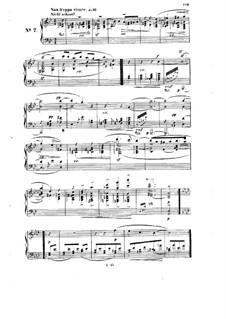 Dances of the League of David, Op.6: No.7 by Robert Schumann
