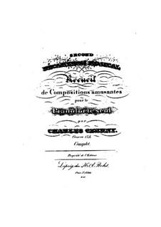 Second Décameron Musical: livro I by Carl Czerny