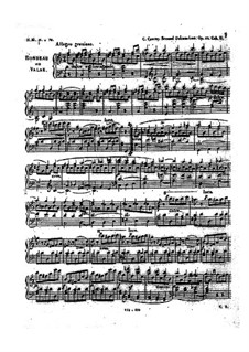 Second Décameron Musical: livro II by Carl Czerny
