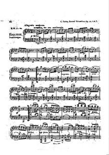 Second Décameron Musical: Book X by Carl Czerny