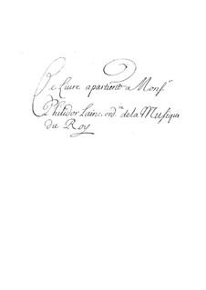 Les jeux pythiens, LWV 42: Les jeux pythiens by Jean-Baptiste Lully