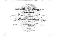 Pieces for Piano, Op.110: livro II by Carl Czerny