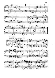 Sonata No.1 in F Sharp Minor, Op.11: Movimento IV by Robert Schumann