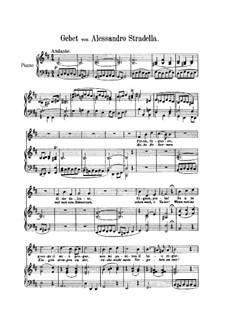 Prayer: In B Minor by Alessandro Stradella