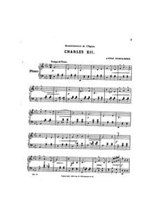 Reminiscences de 'Charles XII': Reminiscences de 'Charles XII' by Anton Strelezki
