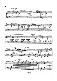 Fragments: movimento II, versão para piano by Frédéric Chopin