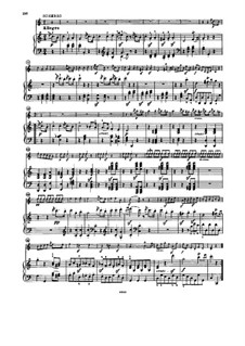 Sonata for Violin and Piano No.7, Op.30 No.2: movimento III by Ludwig van Beethoven