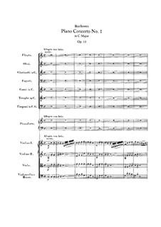 Concertos for Piano and Orchestra: Concertos for Piano and Orchestra by Ludwig van Beethoven