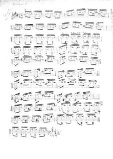 Etude in D Major: Etude in D Major by Johann Kaspar Mertz