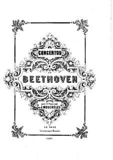 Complete Concerto: versão para piano by Ludwig van Beethoven