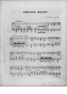 American Medley, Op.1348: American Medley by Charles Grobe