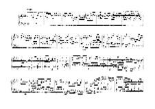 Fugue in F Minor: Fugue in F Minor by Johann Fux