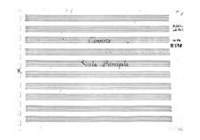 Concerto for Viola and Orchestra in F Major, BI 550: Concerto for Viola and Orchestra in F Major by Alessandro Rolla