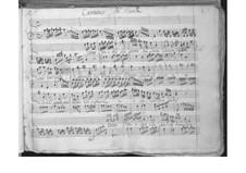 Geme l'onda che parte dal fonte, RV 657: Geme l'onda che parte dal fonte by Antonio Vivaldi