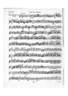 Three String Quartets, Op.13: Três Quartetos de Cordas by Anton Wranitzky