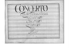 Flute Concerto No.3 in G Major: Flute Concerto No.3 in G Major by Friedrich Wilhelm Heinrich Benda