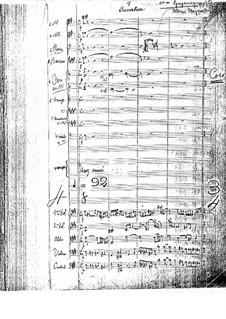 Symphony No.2 in E Major, Op.6: Symphony No.2 in E Major by Albéric Magnard