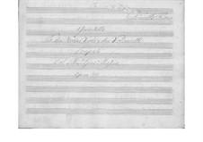 String Quintet in B Flat Major, Op.99: violoncelo parte I by Giuseppe Mascia