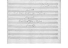 String Quintet in B Flat Major, Op.99: violoncelo parte II by Giuseppe Mascia