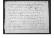String Quintet in C Major: String Quintet in C Major by Gaetano Donizetti