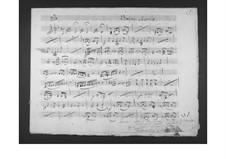 Concerto for Viola and Orchestra: violinos parte II by Gaetano Donizetti