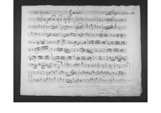 Concerto for Viola and Orchestra: parte violoncelo by Gaetano Donizetti