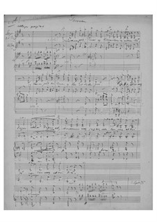 Haugtussa. No.4 Sporven (The Sparrow), EG 152: Haugtussa. No.4 Sporven (The Sparrow) by Edvard Grieg