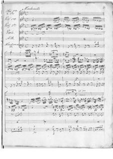 Stabat Mater, Hob.XXa/1: No.8 Fac me vere tecum flere by Joseph Haydn