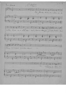 Easter Song, EG 146: Easter Song by Edvard Grieg